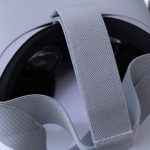 Oculus Go Headset Top