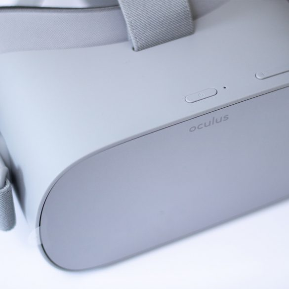 Oculus Go Headset Front