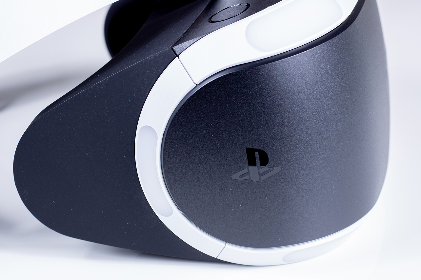 Sony Playstation VR Headset Side View