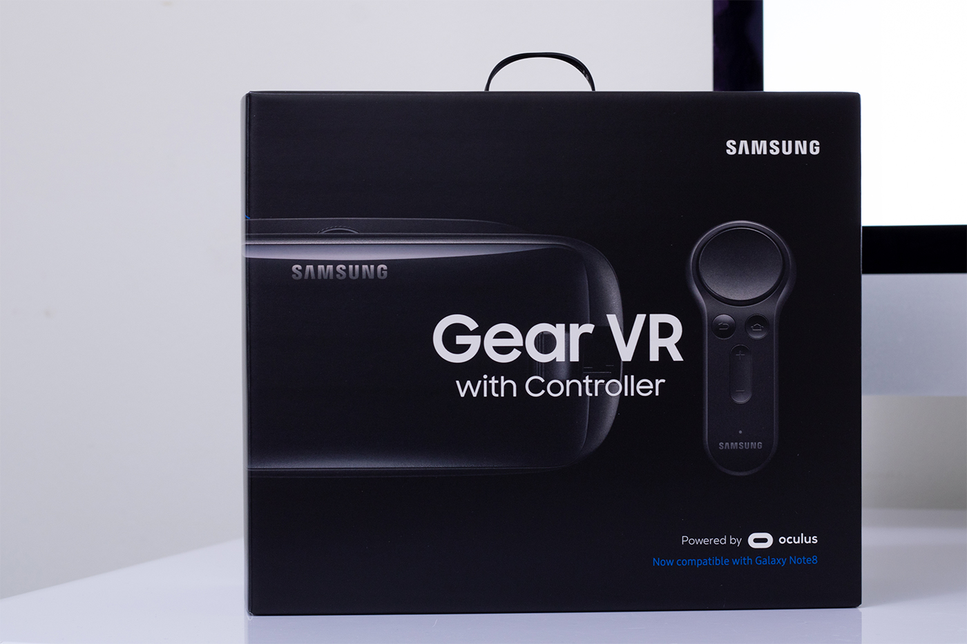 Samsung Gear VR Box Front