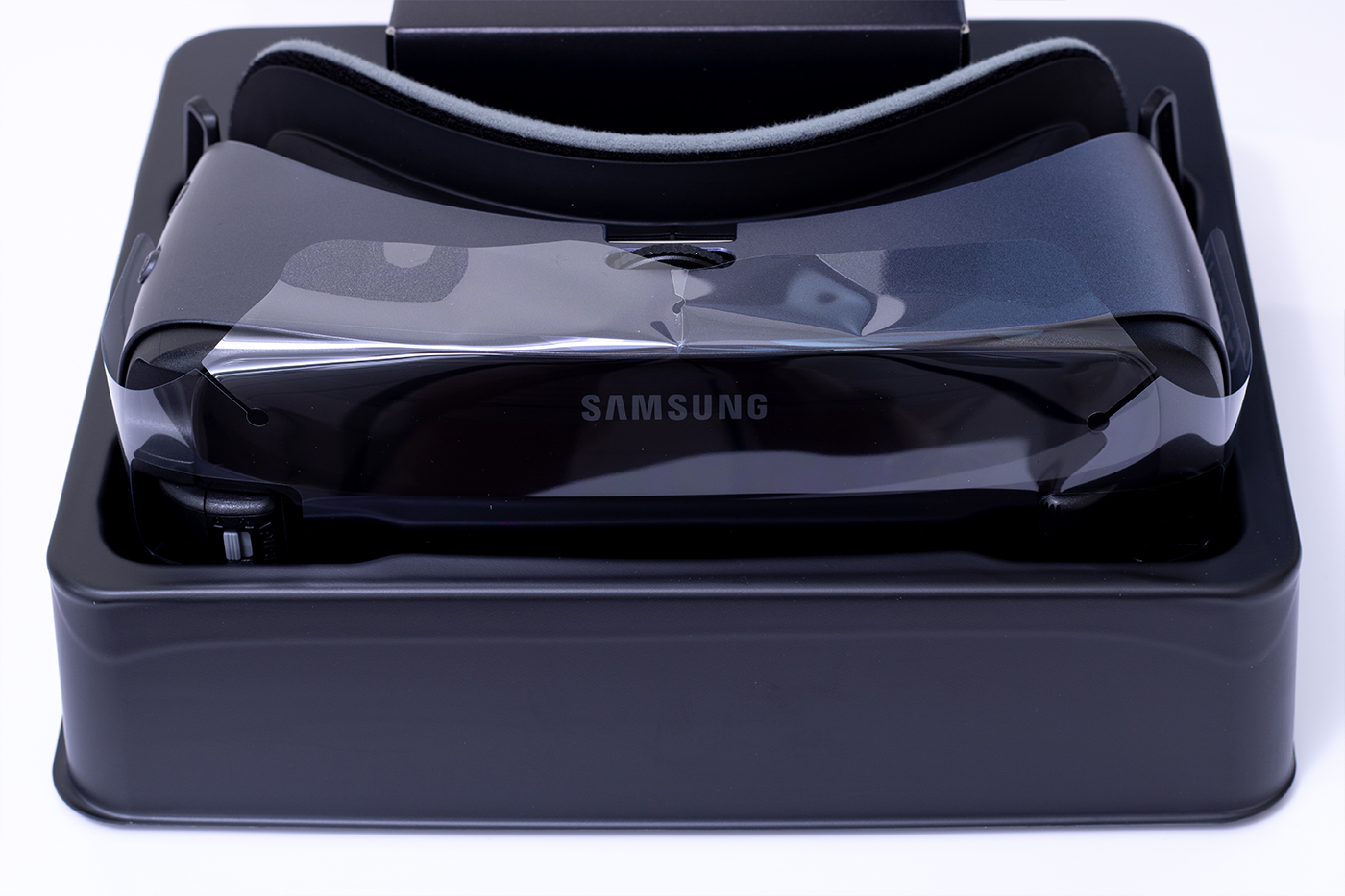 Samsung Gear VR in Box