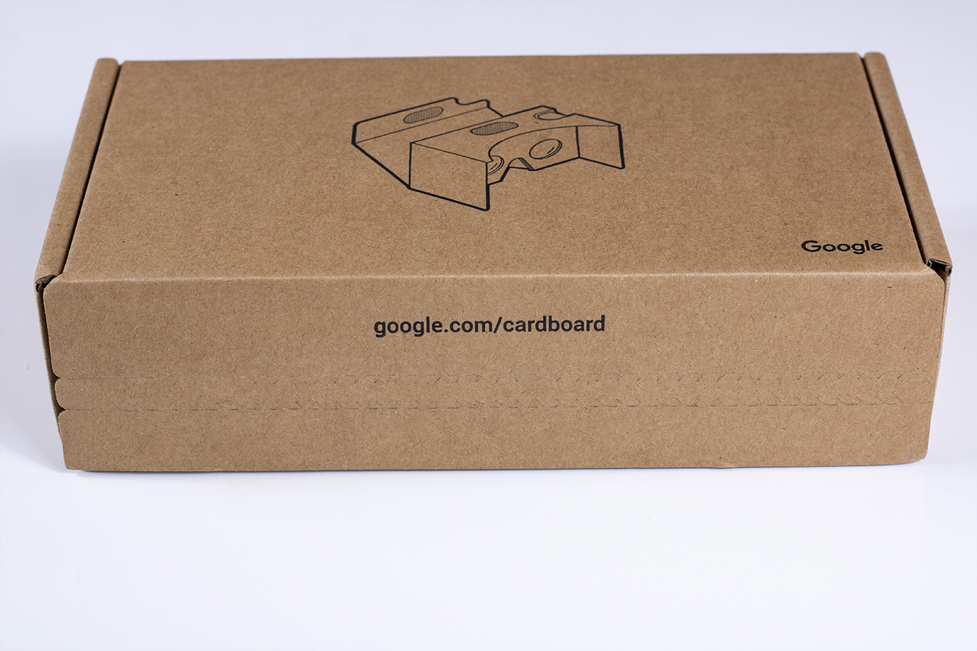 Google Cardboard Outer Box