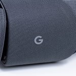 Google Daydream View with 'G' Google logo on side.