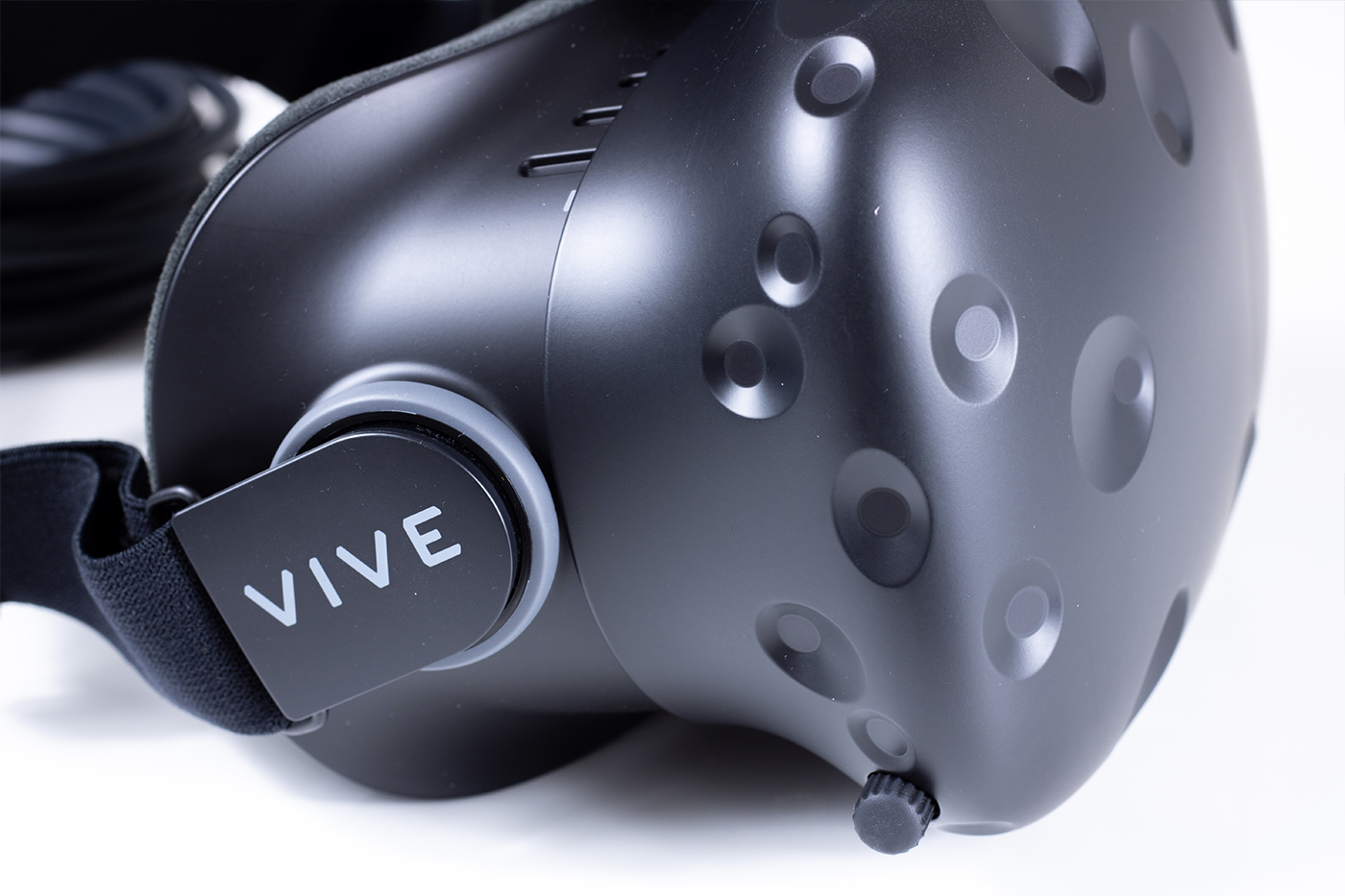 HTC Vive Headset Side View