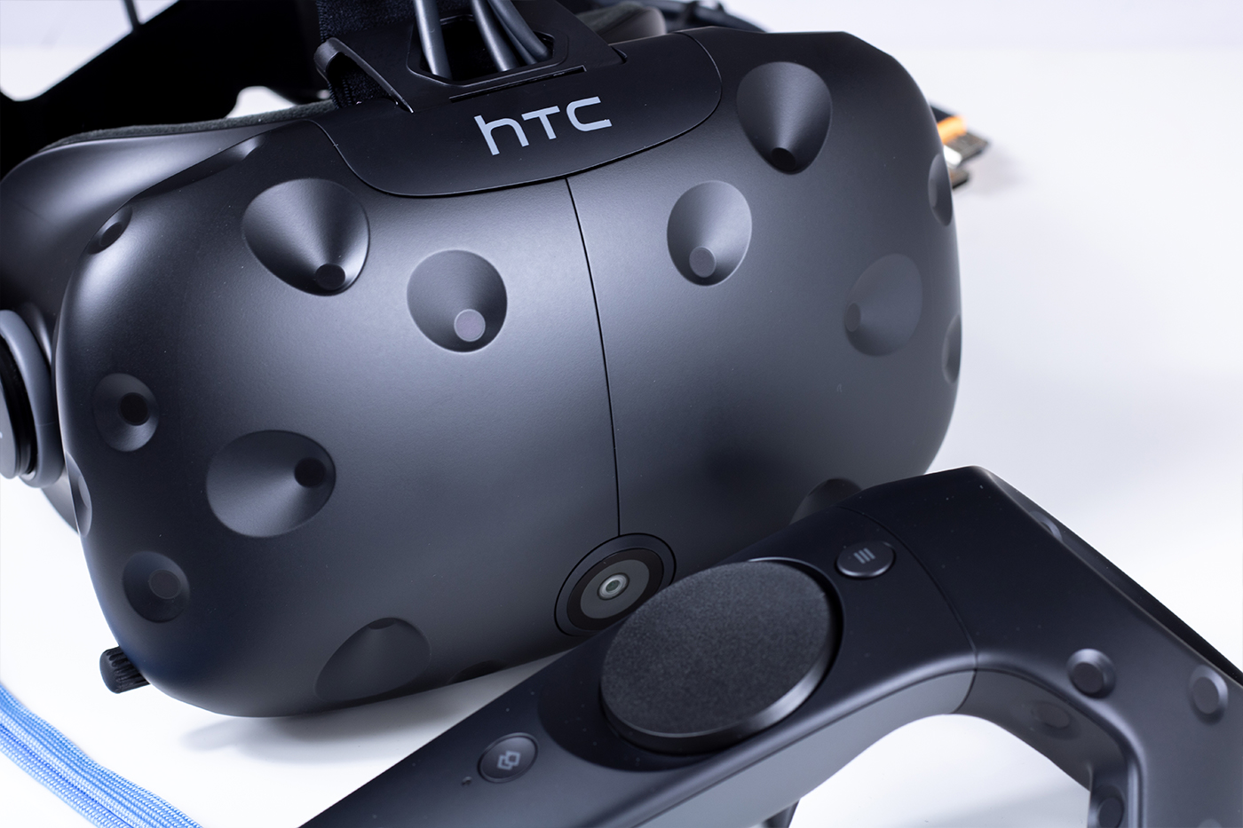 HTC Vive Headset with Controller