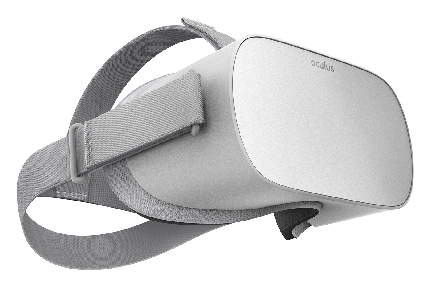 Oculus Go - Side by Side Design Comparison