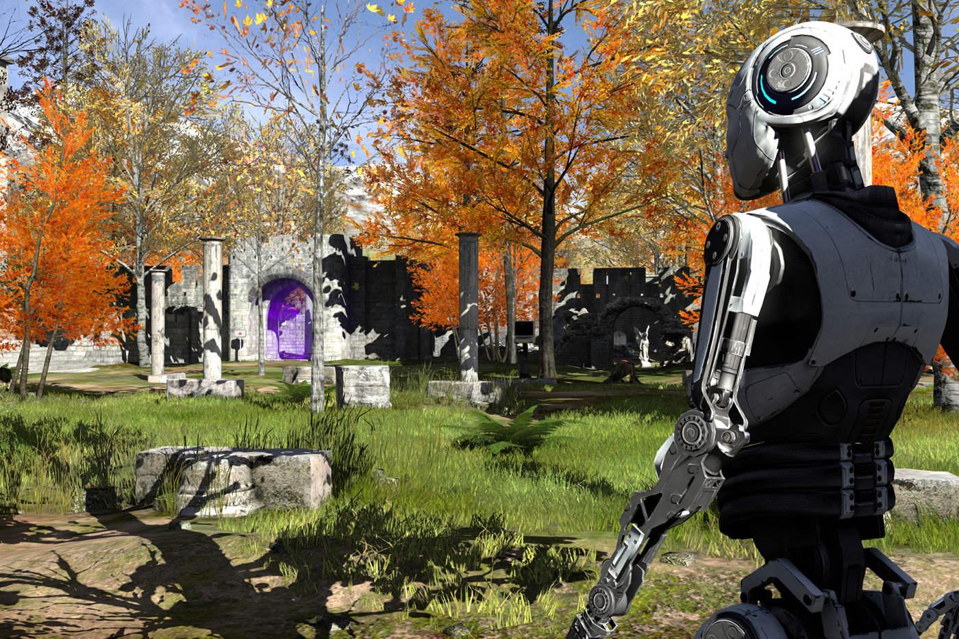 talos principle narrative review - HD 1400×933