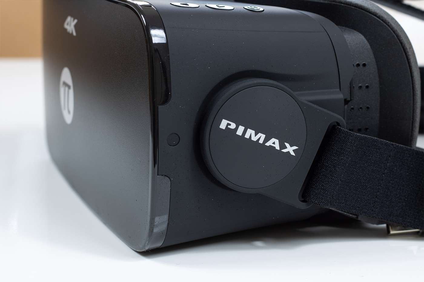 Pimax 4K VR Headset, Side View