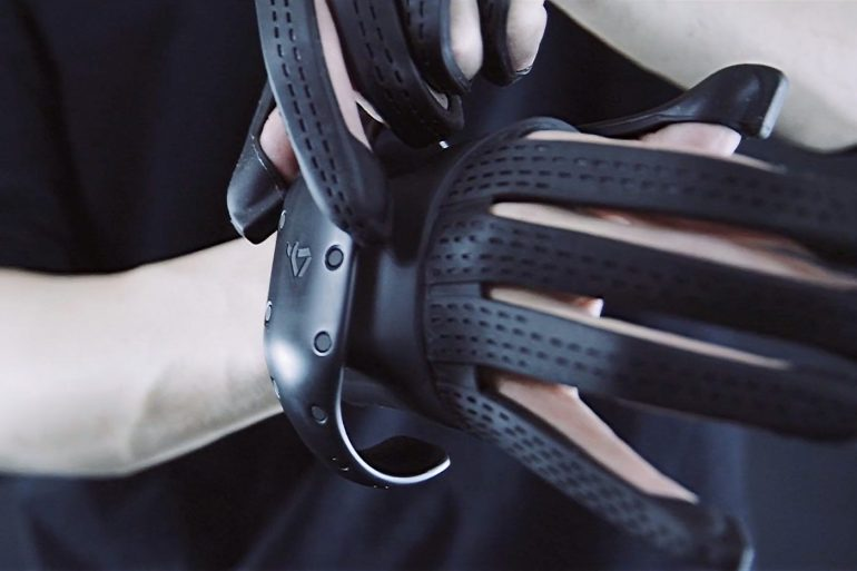 Black Plexus high performance VR and AR gloves