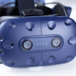 HTC Vive Pro - front of VR headset